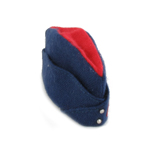 12e Régiment de Cuirassiers Forage Cap (Blue)