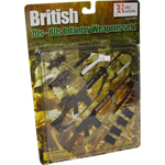 british weapon set 1 - 70s 80s