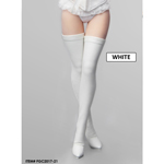Female Ice Queen High Boots (White)