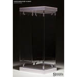 Lighted Display Case X-Large (White)