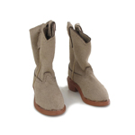 Suede Shoes (Beige)