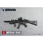 MP5A4 RAS Submachinegun (Black)