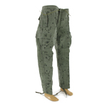 Night camouflage uniform trousers