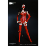 Female Sexy Suit Set (Red)