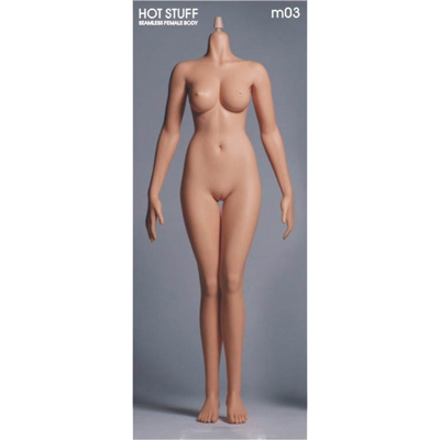 Hot Stuff Seamless Female Body Generation 3 (Middle Bust)