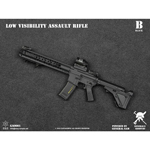 Low Visibility Assault Rifle (Black)