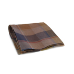 Plaid Scarf (Brown)