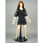Female Sexy Party Dress (Black)