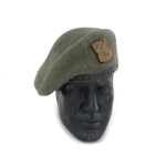 French Navy Commando Beret (Olive Drab)
