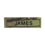 JAMES name patch