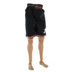 Sixers Basketball Shorts (Black)