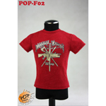 Fashionable Male T-shirt Type C (Red)