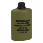 Rifle Bore Cleaner Bottle (Olive Drab)