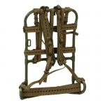 Worn Radio Pack Carreer Harness (Olive Drab)