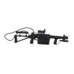 Sage Control SL-6 Rotary Launcher (Black)