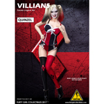 Female Villains Quinzel Set
