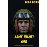 M1942 Armored Forces In Cold Weather A98 Helmet (OD)