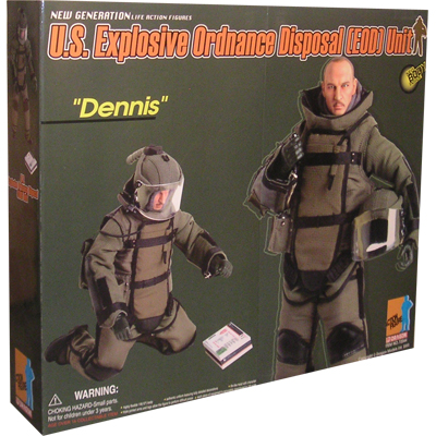 Dennis U.S. Exposive Ordinance Disposa