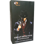 Great Detective - Mysterious Mr.