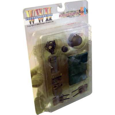 m30 gas mask set
