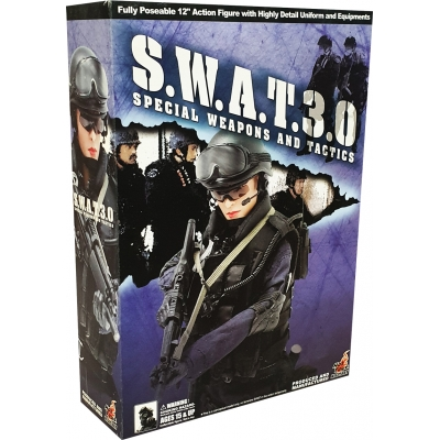 S.W.A.T. 3.0 Special Weapons And Tactics