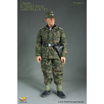 German clothes and accessories set (Spring Blurred Edge Camo)