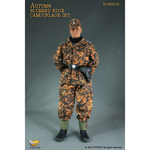 German clothes and accessories set (Atumn Blurred Edge Camo)