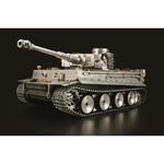 Diecast Remote Controlled RC Tiger I