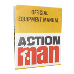 Action Man equipment manual