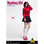 Mystery Girl Set (Red)