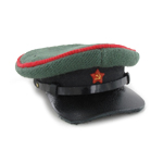 Soviet NKVD border guards visor cap