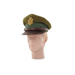 US officers visor