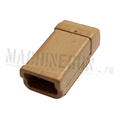 Box for Glock 17 magazine on SERPA holster