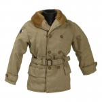 Mackinaw Coat (Khaki)
