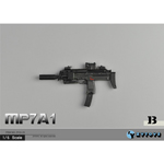 MP7A1 Submachinegun (Black)