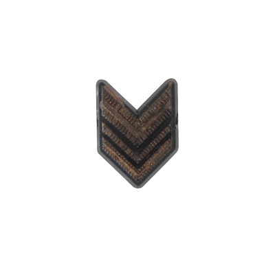 Sergeant Insignia (Brown)