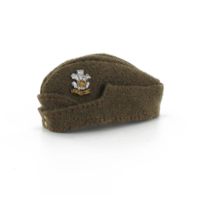 Army forage cap 10th Royal Hussard