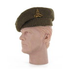 British service hat Royal Regiment of Artillery