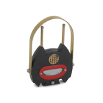 Bat-Radio (Black)