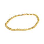 Die Cast Neck Chain (Gold)