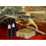 7.5cm Jgr. 18 Ammo with Ammo Box