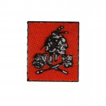 NSWDG Red Squadron Patch (Red)