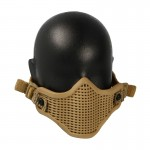 Protective Mesh Mask (Coyote)
