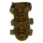 Caliber 12 Shotgun Shell Forearm Holder (Coyote)