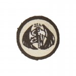 Navy Seal 3TA Devgru Team 3 Patch (Beige)