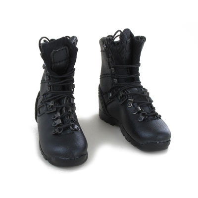 Tactical Para Boots (Black)