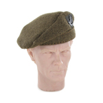 British service hat King's Shropshire light infantry Regiment