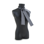Patterned Tie (Grey)