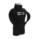 Women black sweatshirt Mini Mack