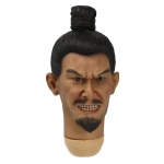 Yellow Turban Blade Headsculpt with Removable Bun